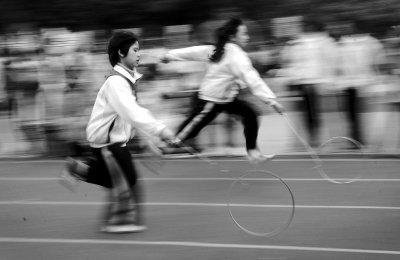 散打滚拳击跳房子传统体育v拳击庆新年铁环斗鸡区别图片
