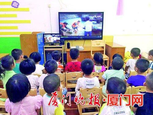 台风后的第一课 跟孩子们说些什么?