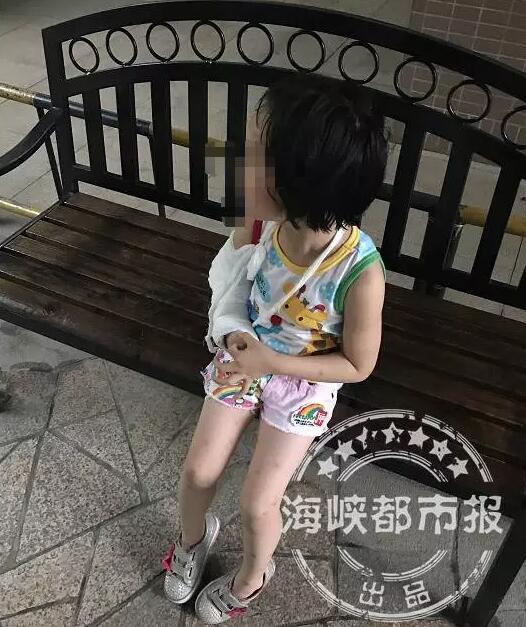 福州5岁女孩玩滑滑梯当场骨折 一周两小孩中招