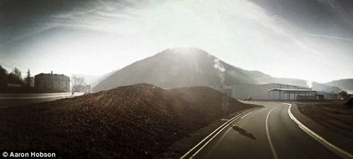 借谷歌街景地图 摄影师拍下地球上的荒芜美