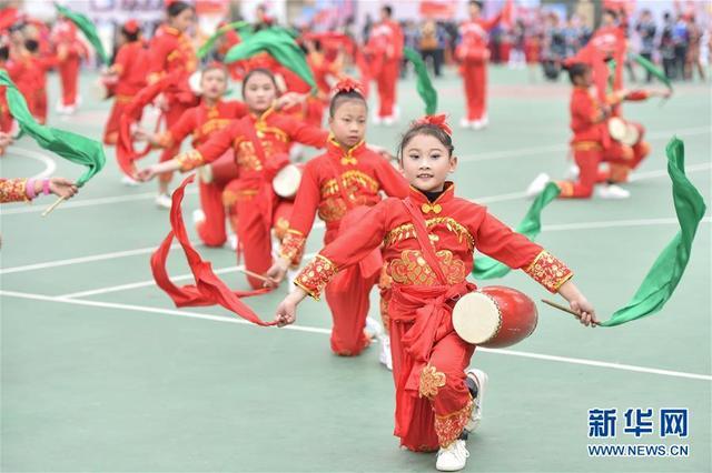 (教育)(2)福州:传统文化飘香校园