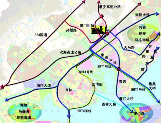 安溪县城城区地图