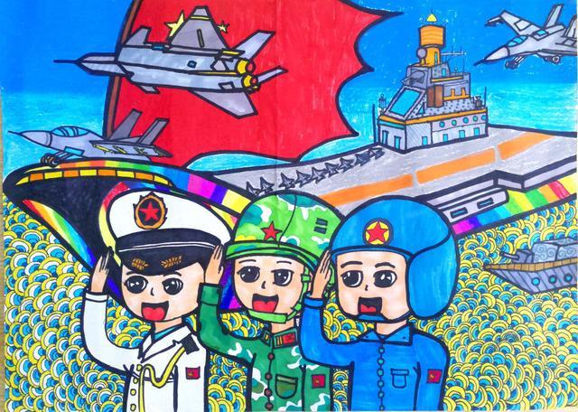 展览预告|中国梦,少年画 中国梦,少年说
