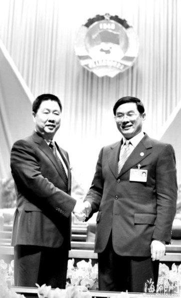 方清海当选福州市政协主席 陈扬富提前退休