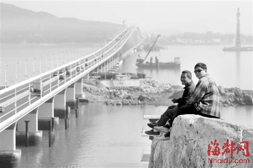 平潭gdp_平潭大桥复桥正在紧张有序施工