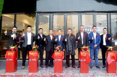 南福州首个!高新区22万㎡全家庭时尚综合体信通中心开业