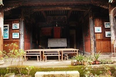圣地巡礼――新泉革命旧址群