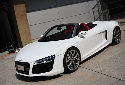 [新车上市]售128.8万起 奥迪两款新车上市