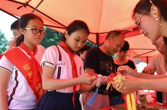福州:古村端午会 粽香好佳节