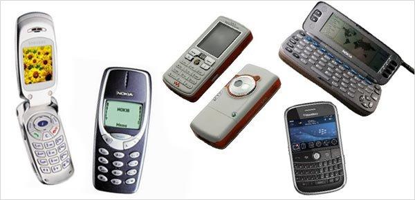 趣数码:10款人们曾最爱的经典手机 你用过哪款