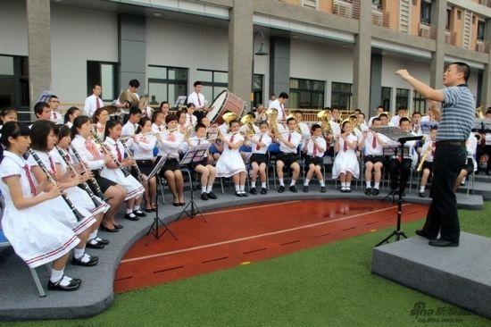 福建启动学生乐团培育建设项目 将建100个学生乐团