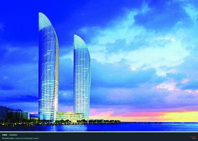 厦门兴起城市综合体开发热潮 7个项目加快建设