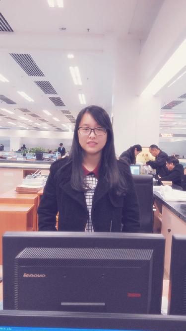 2014微笑之星:福州环保局王伟红温馨事迹