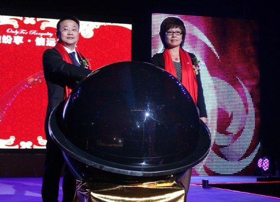 融信与福州东星奔驰战略联盟启动仪式圆满成功