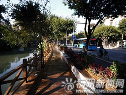 榕计划拆除白马河旧屋区 修复重装河上桥梁
