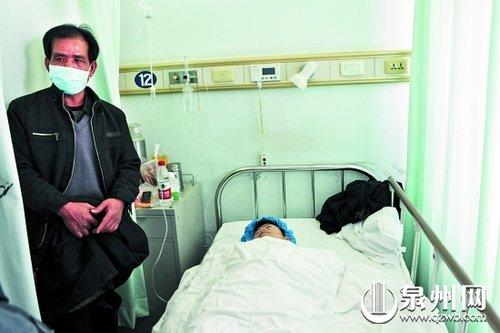 捐献者临时反悔 南安学子危在旦夕母亲冒险救子