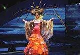 《海之光》时尚造型秀剪影
