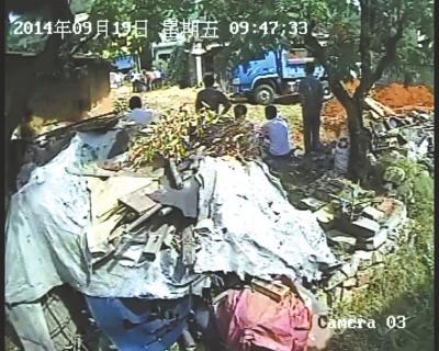 莆田老汉制止违建被打 10多名镇村干部袖手旁观