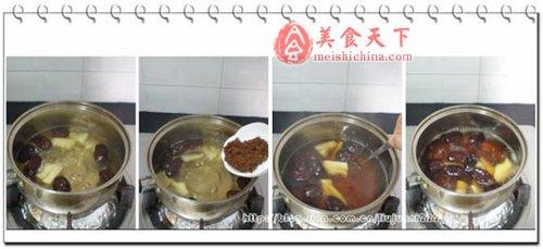寒日里最适合给女人驱寒暖胃的饮品:姜枣茶