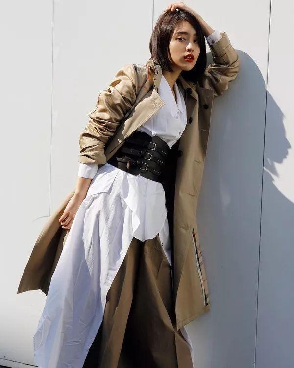 我也想换件衣服变女神!怪不得高圆圆江疏影都这样穿!