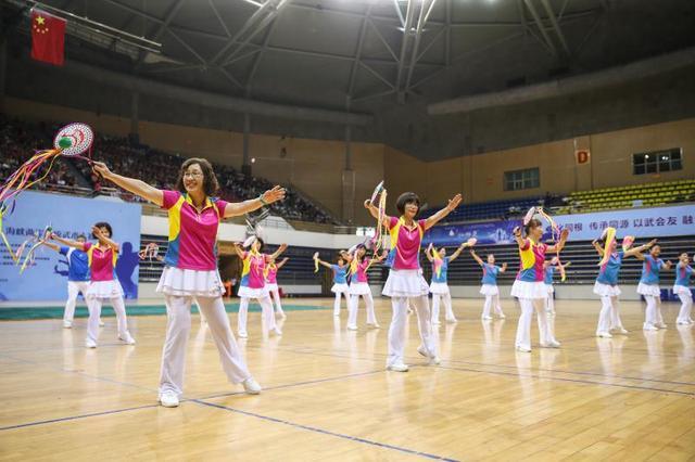 第十届海峡论坛·海峡两岸传统武术大赛在三明举办