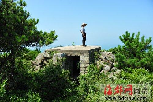 67岁老人独自在孤岛生活23年 期待再迎来热闹