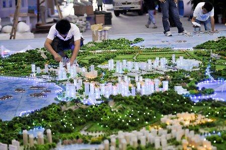 泛珠会议在榕举行 三山一水榕树现展馆
