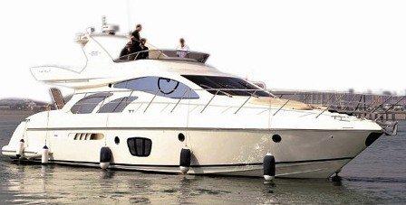 游艇展现场订购阿兹姆游艇 可获奖励20万元