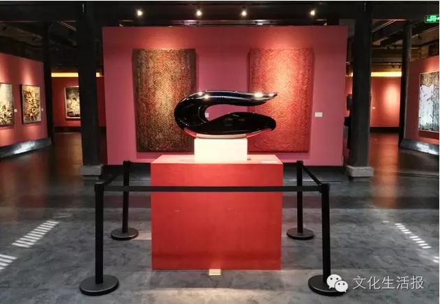 跟着范迪安看2016福州国际漆艺双年展