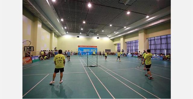 """第二届YONEX""""闽城杯""""业余羽毛球俱乐部赛圆满落幕"""