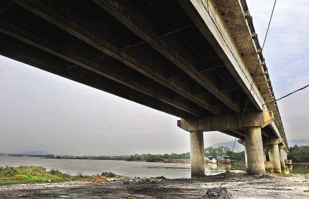 斥资600万修复南港大桥 暂不影响桥面通车
