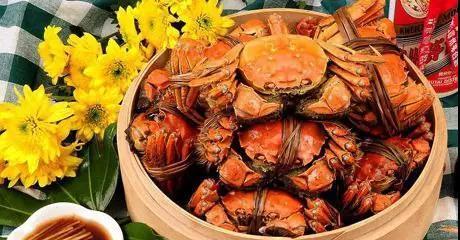 好蟹爬上餐桌,蟹都汇大闸蟹即日起领鲜上市!