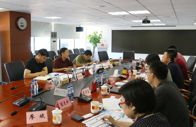 沈阳市服务业委员会代表团与厦洽会组委会对接活动