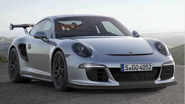 保时捷全新GT2最新效果图 最快明年登场