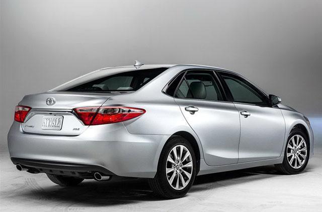 [新车发布]美版改款凯美瑞发布 外观大变化