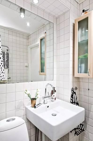 59㎡北欧风清新公寓 最爱那间实用又美观的卧室图片
