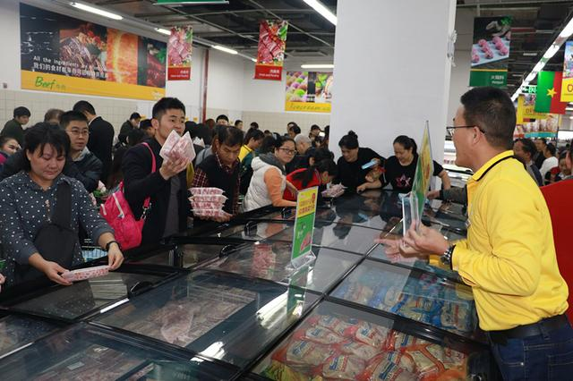 厦门自贸片区港汇进口商品营销中心元旦正式开业