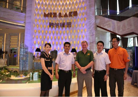 融信澜园:漳州首家金钥匙国际物业联盟成员