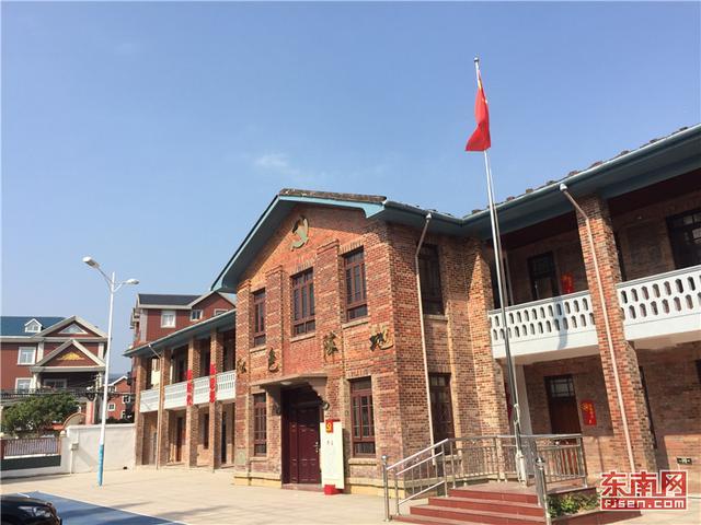福清:侨乡老建筑的新时光