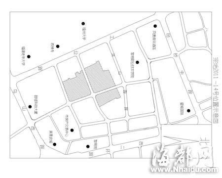 榕今出让3幅住宅用地 其一将配建3万㎡安置房