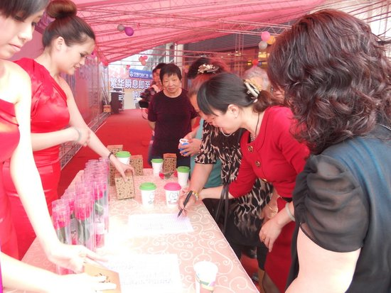 宁德万达广场开业启动畅享季之感恩母亲节
