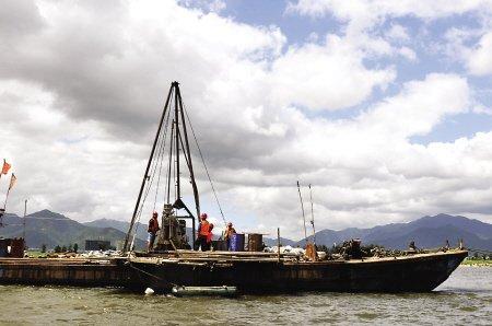 乌龙江水下发现温泉 将打造生态旅游区