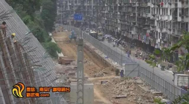 南平一路段今起封闭施工 为期近2个月