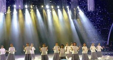 厦门六中合唱团两受央视邀请赴京录制节目