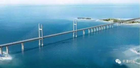 """国内最大""""神器""""来平潭海峡公铁大桥服役!"""