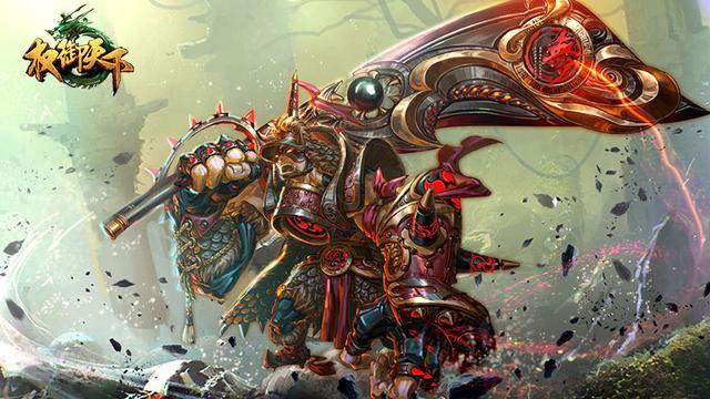 《权御天下》 十大金仙之纣王  封神世界也有战甲变形金刚
