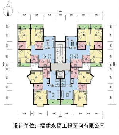 闽确定公租房18种优秀设计方案 供各地市参考图片