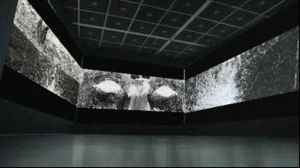 厦门工艺美术学院雕塑系学生方案入围中央美术学院美术馆双年展方案协商环节