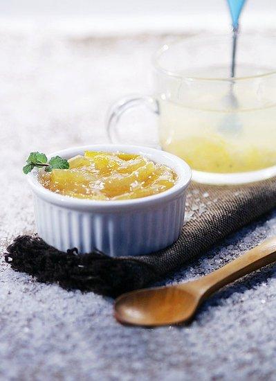 每天一杯清香甘甜又营养:蜂蜜柠檬茶