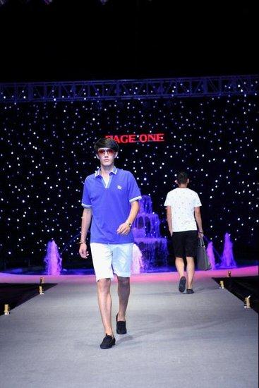 敦伦奥运 时尚男装也追英伦风